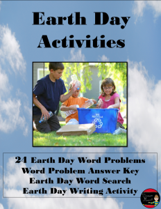 https://www.teacherspayteachers.com/Product/Earth-Day-Activities-3755809