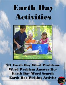 https://www.teacherspayteachers.com/Product/Earth-Day-Activities-3755809